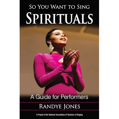 So You Want to Sing Spirituals Book Cover
